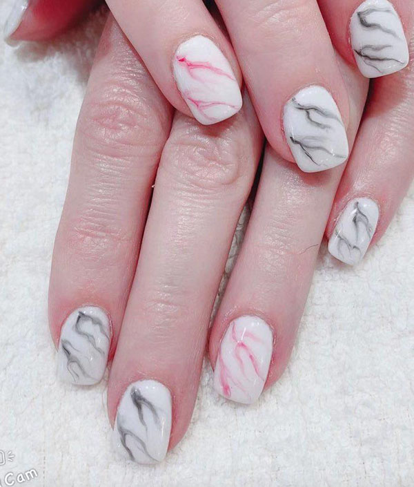 32 Watercolor Nail Art Designs