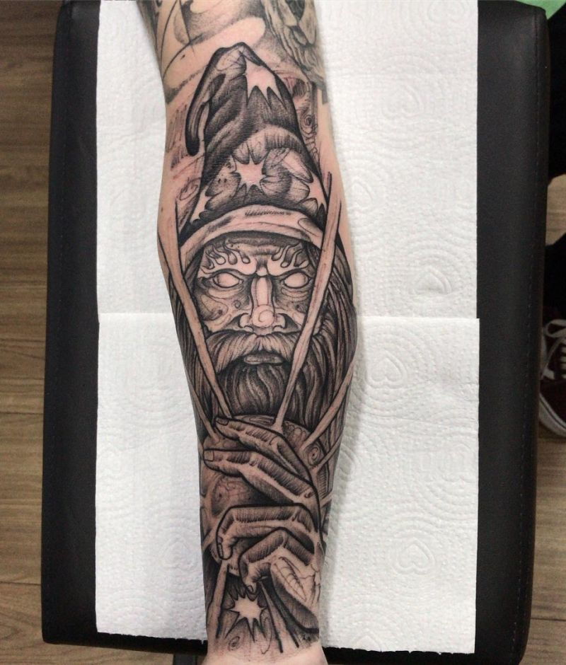 52 Superb Sleeve Tattoos for Men