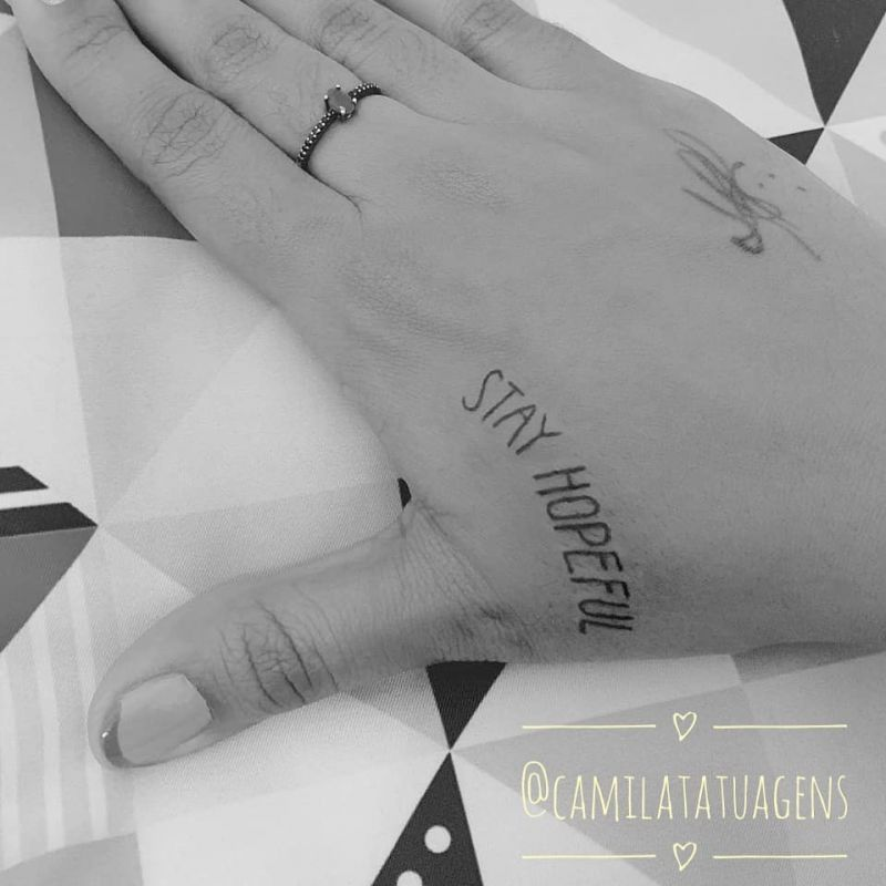 44 Small Hand Tattoos for Men and Women You Will Love \u2013 DiyBig