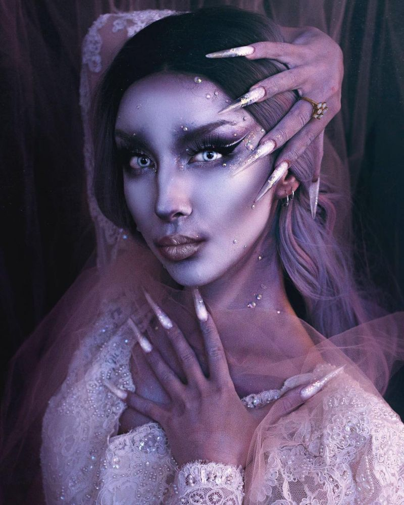40 Gorgeous Halloween Makeup Looks You Need To Try
