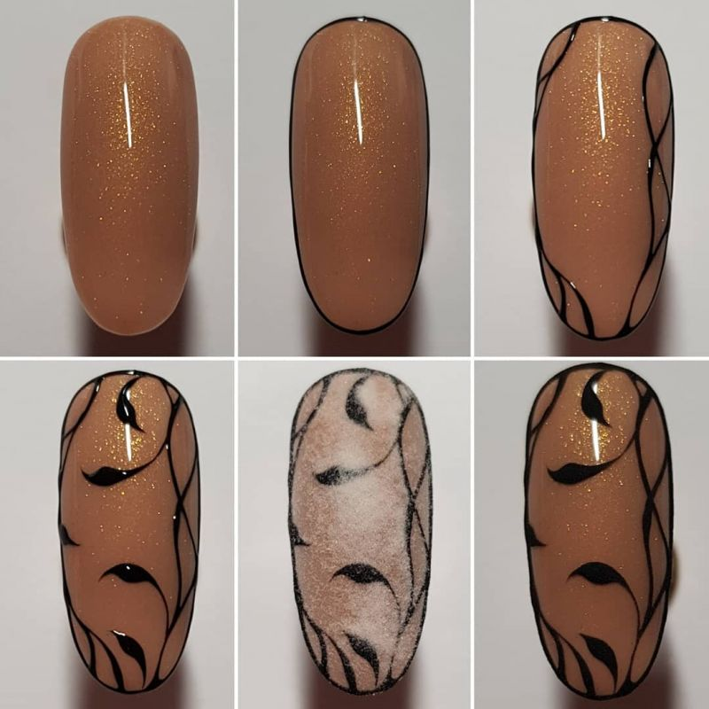 50 Trendy Nail Art Designs Step By Step You Will Love