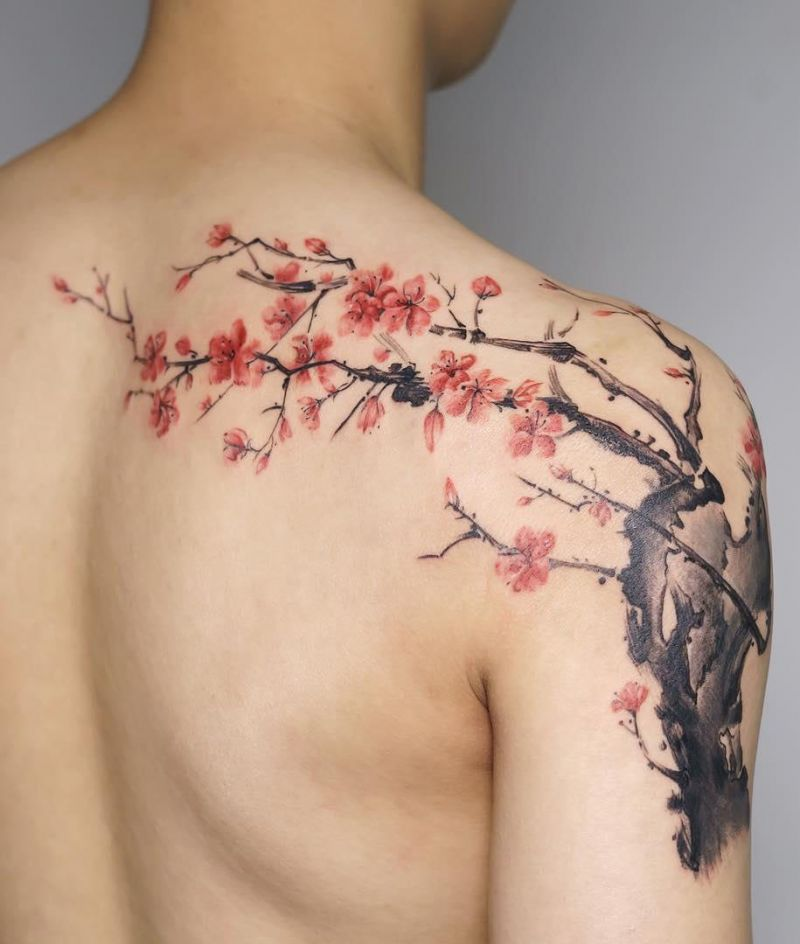 47 Cool Shoulder Tattoos for Men to Inspire You