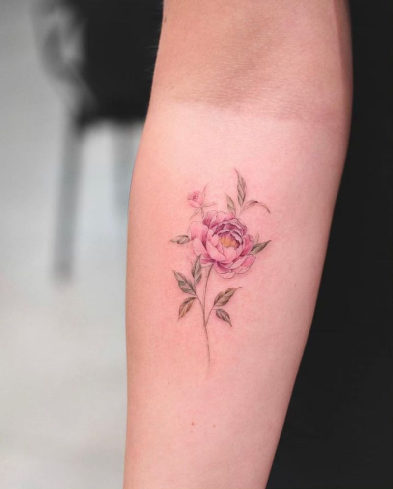 55 Beautiful Flower Tattoos For Women