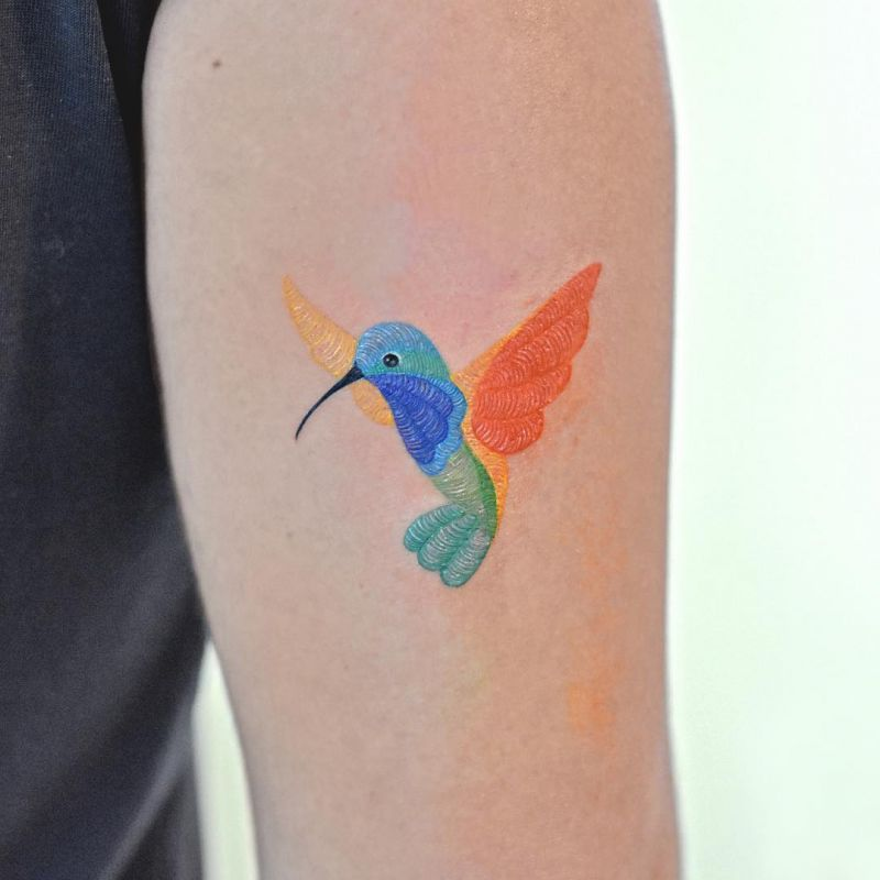 51 Trendy Bird Tattoos for Women You Will Love