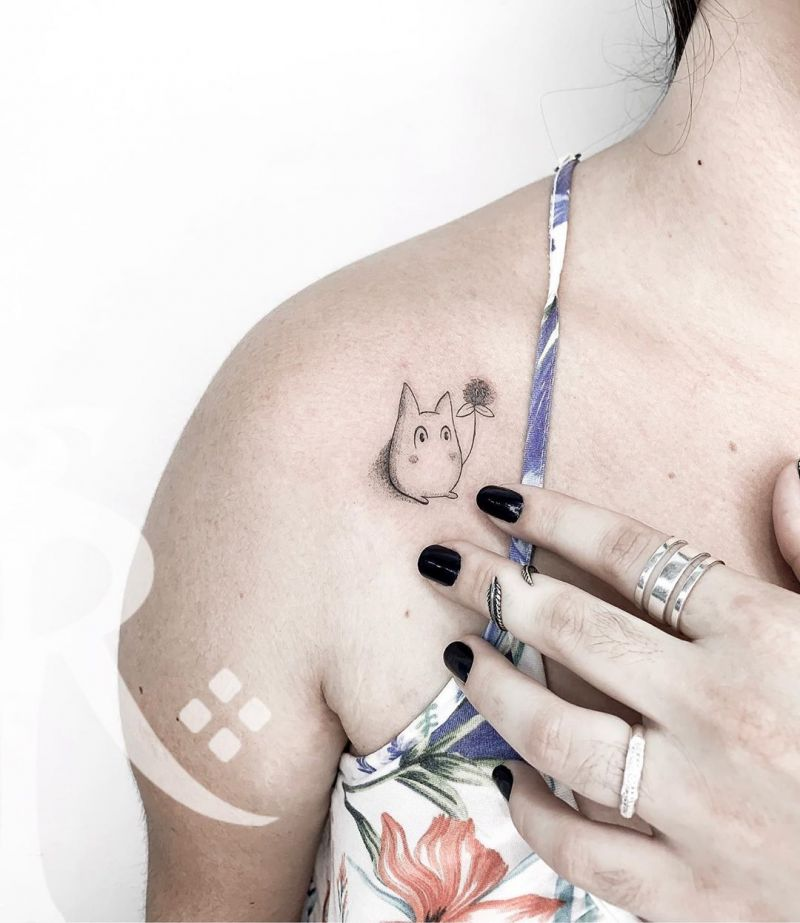 71 Most Beautiful Shoulder Tattoos for Women For Your Next Design