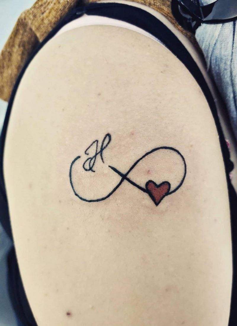 55 Pretty and Unique Infinity Tattoos You Will Love