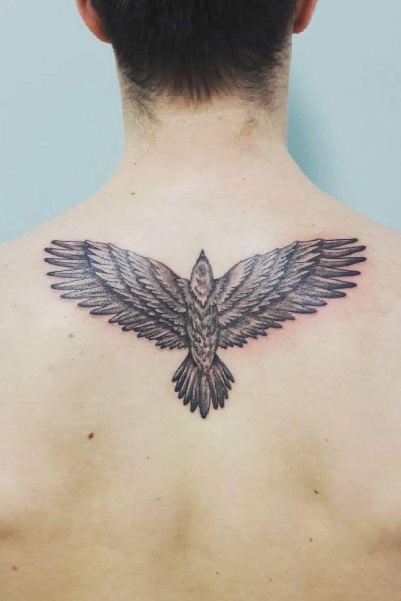 55 Pretty Eagle Tattoos Make You Brave