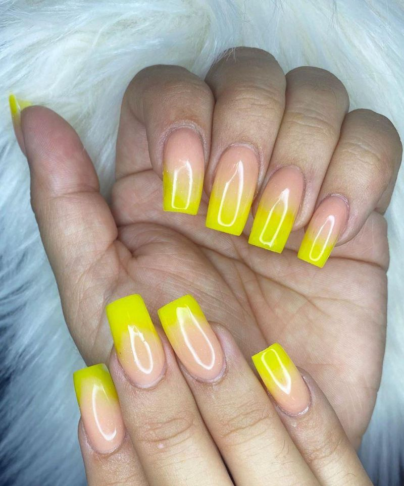 30 Trendy Summer Square Nails You Will Love