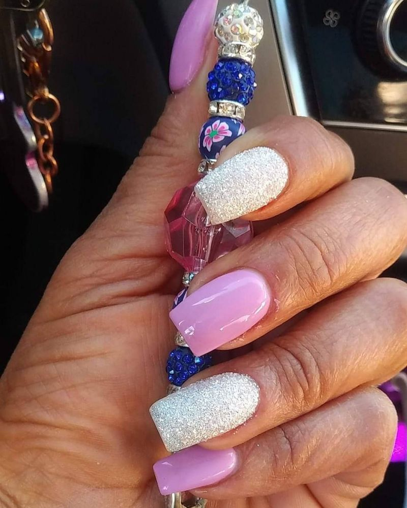 30 Trendy Summer Acrylic Nails You Have to See